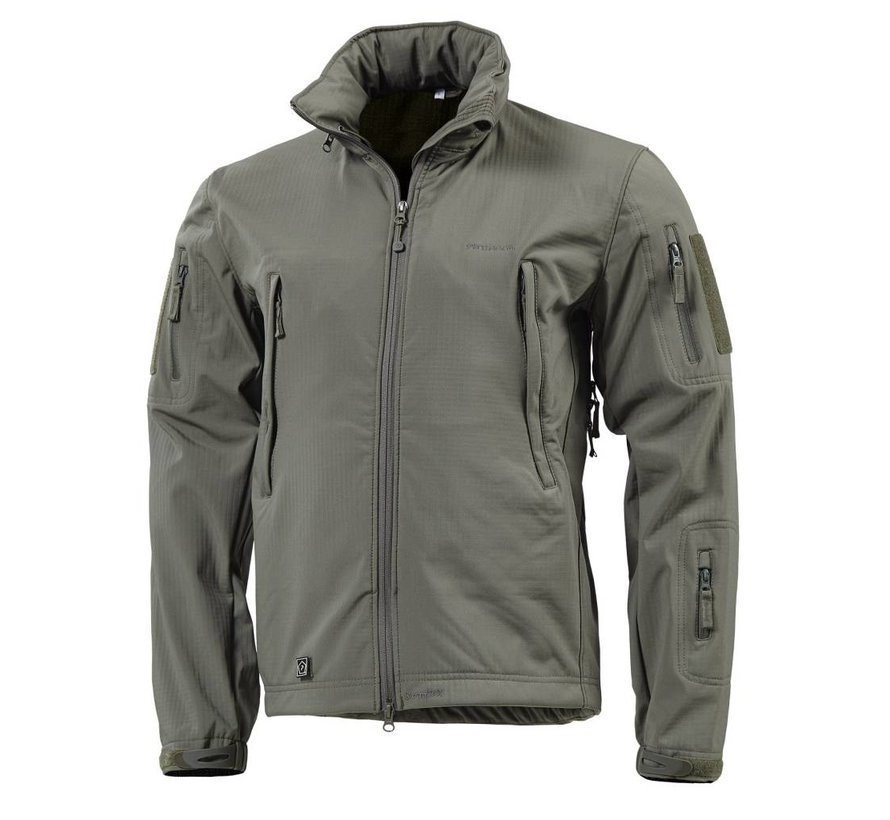 Artaxes Softshell Jacket (Grindle Green)