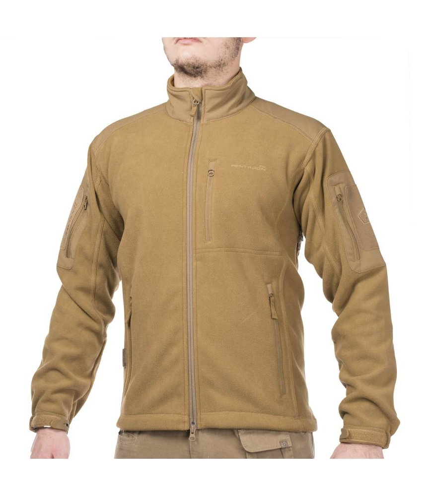 Pentagon Perseus Fleece Jacket 2.0 (Coyote)