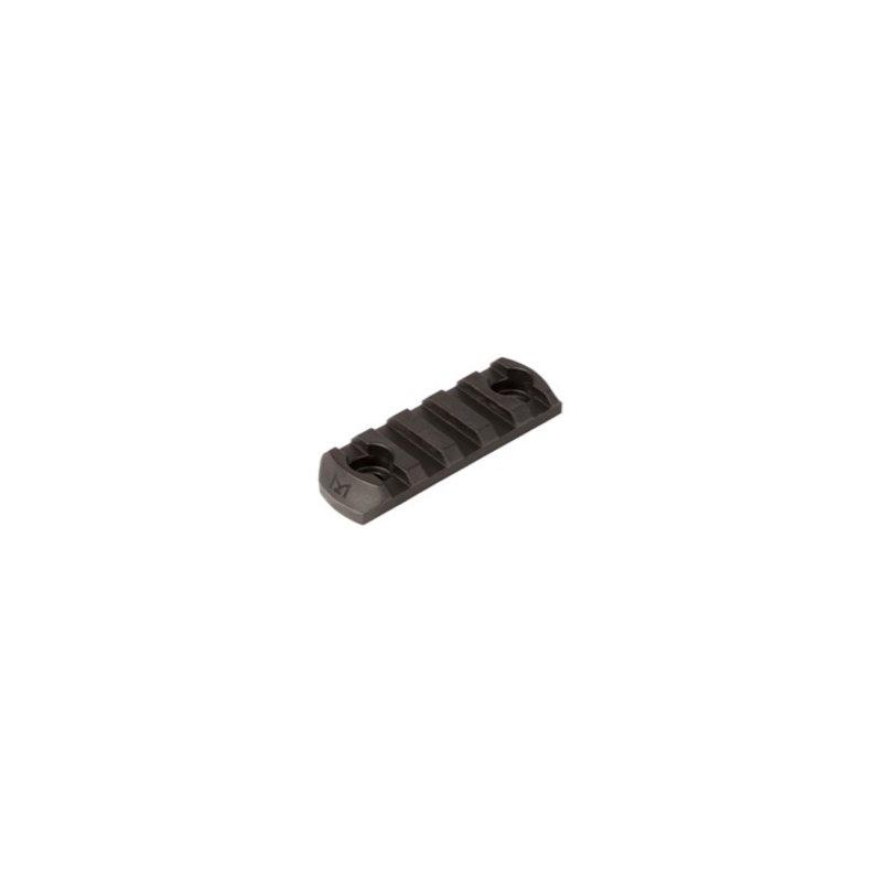Magpul M-LOK Polymer Rail Section 5 Slots (Black)