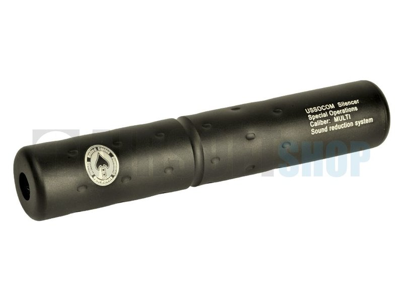 G&P SOCOM Silencer CW/CCW (Black)