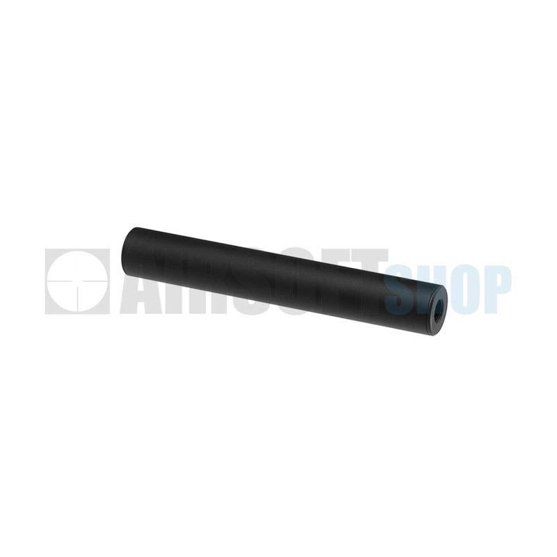 King Arms 200mm LW Slim Silencer CW/CCW (Black)