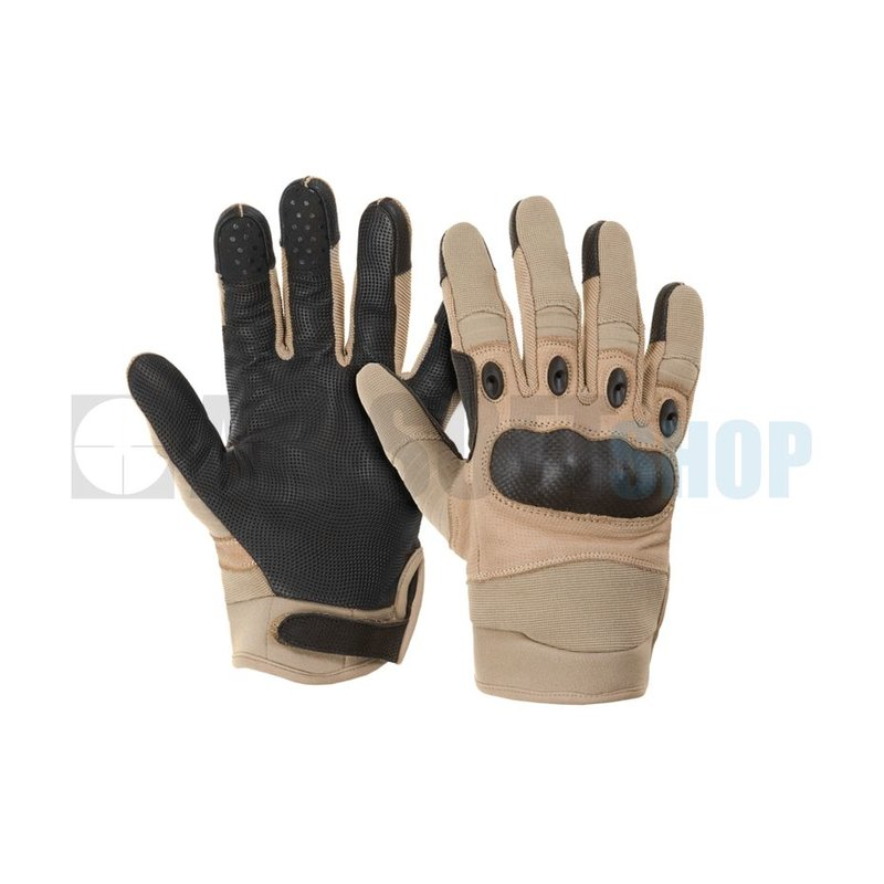 Invader Gear Assault Gloves (Tan)