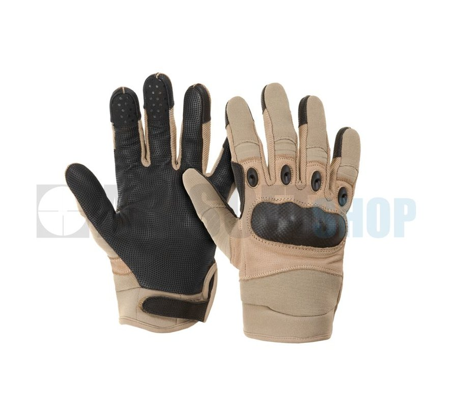 Assault Gloves (Tan)
