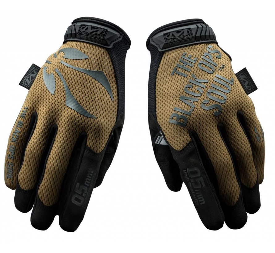 MTO Touch by Mechanix (Coyote)