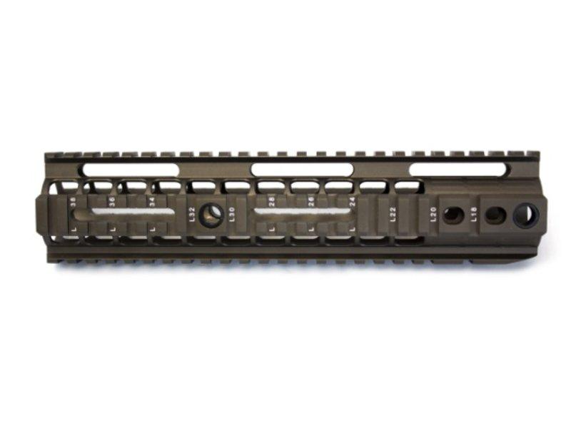 "NUPROL BOCCA Series One Rail 10"" (Bronze)"