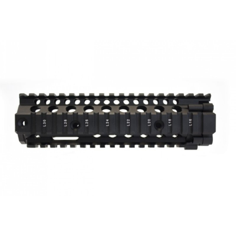 "NUPROL BOCCA Series Two Rail 7"" (Black)"
