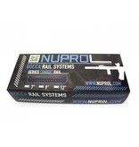 "NUPROL BOCCA Series Three Rail 9"" (Bronze)"