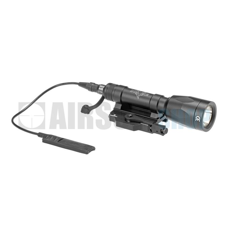 Night Evolution M620P Scout Flashlight (Black)