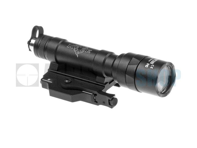 Night Evolution M620U Ultra Scout Flashlight (Black)