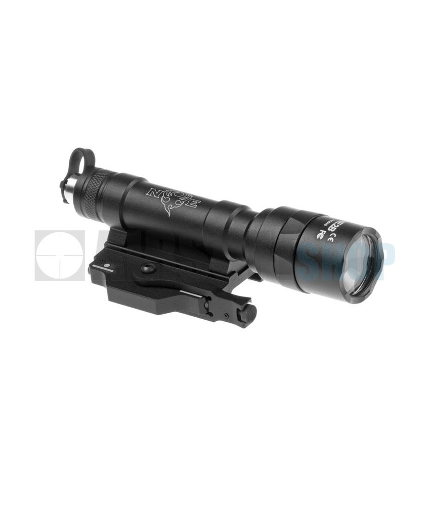Night Evolution M620U Ultra Scout Flashlight (Black)