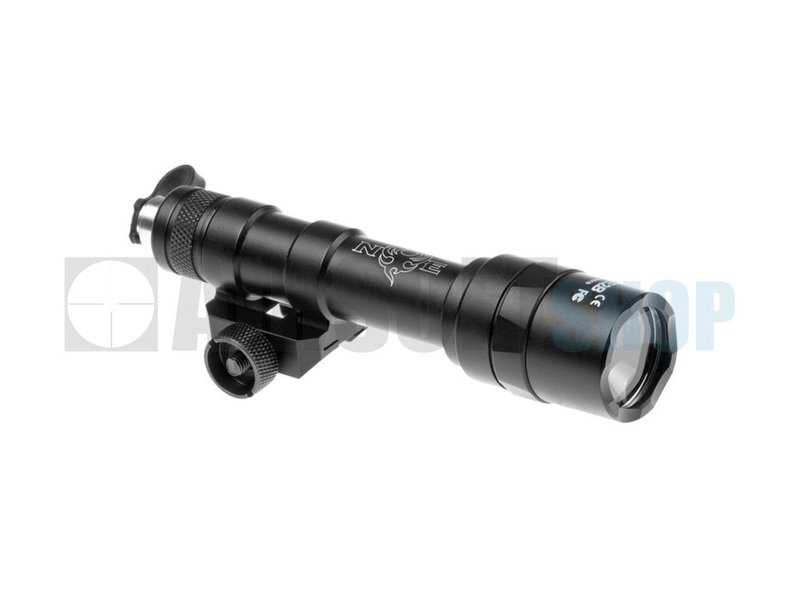 Night Evolution M600U Ultra Scout Flashlight (Black)