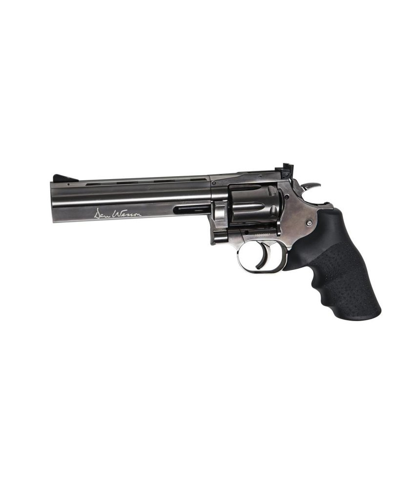 "ASG Dan Wesson 715 - 6"" Steel Grey"