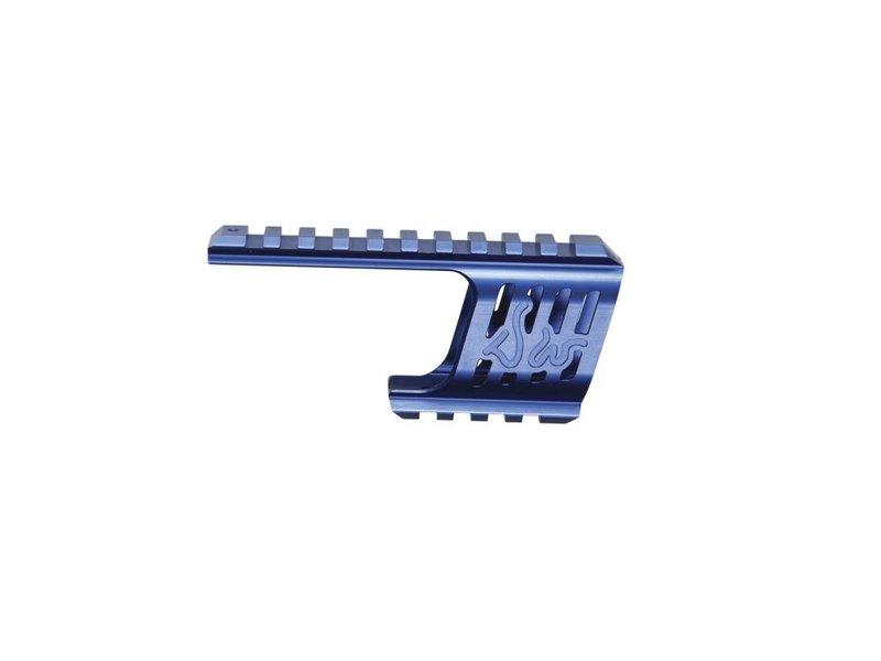ASG Dan Wesson DW 715 CNC Mount (Blue)