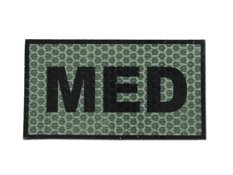 KAMPFHUND MED Patch (Green)