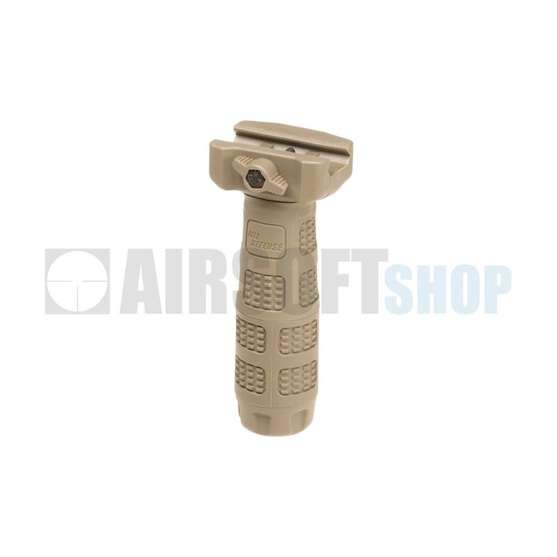 IMI Defense IVG Interchangeable Vertical Grip (Tan)