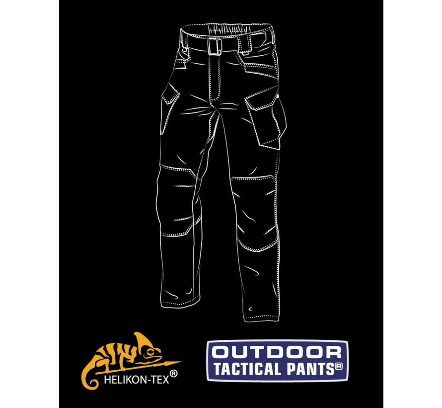 Outdoor Tactical Pants (Olive Drab)