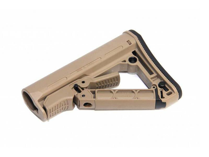 G&G GOS-V2 Stock (Tan)
