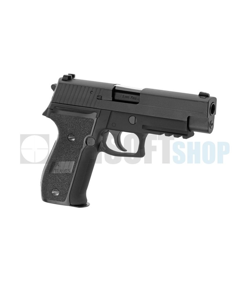 WE P226 MK25 Navy Seals GBB (Black)
