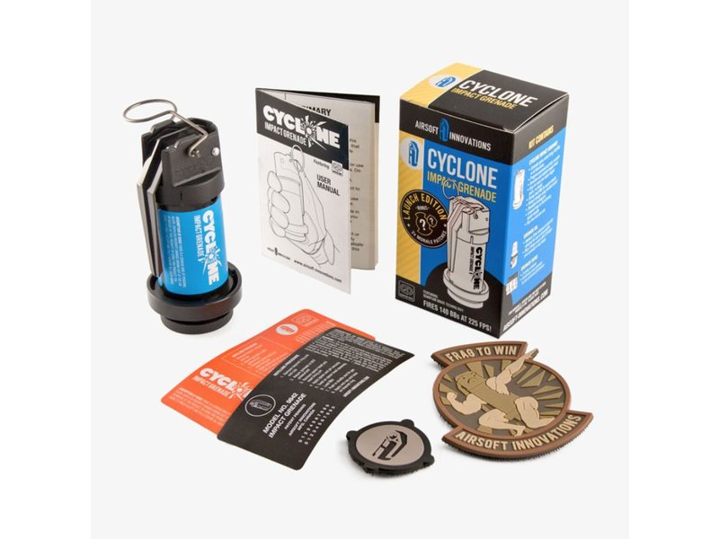 A.I. CYCLONE Impact Grenade
