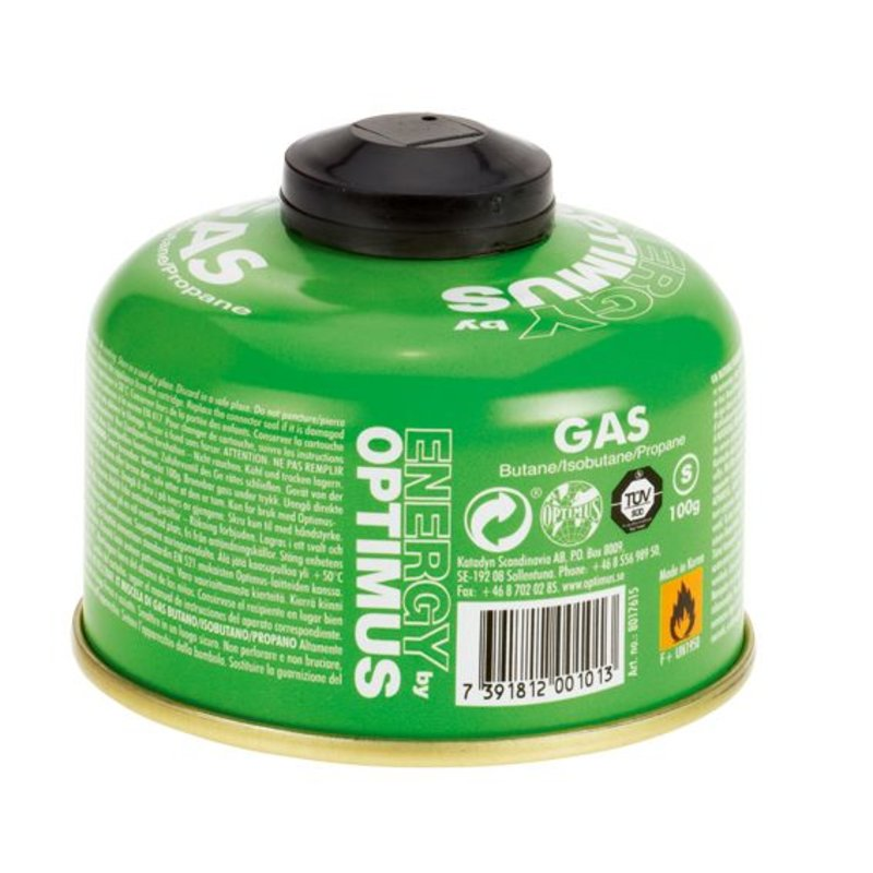 Optimus Self-Sealing Gas Cartridge 100g