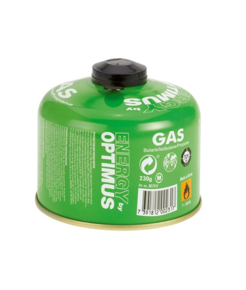 Optimus Self-Sealing Gas Cartridge 230g