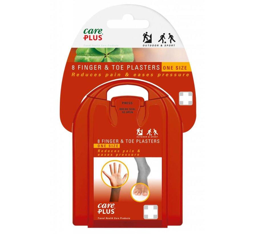 Finger/Toe Blister Plasters