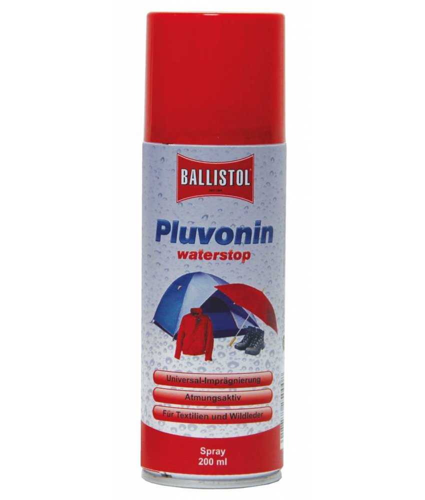 Ballistol Pluvonin Impregnation Spray 200ml
