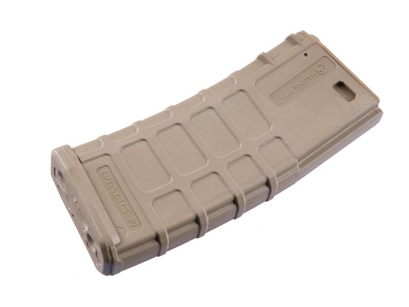 G&P Magpul PTS Highcap Mag 330rds (Dark Earth)