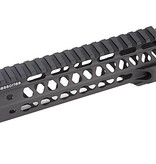 G&P MOTS 9inch Upper Cut KeyMod RIS (Black)