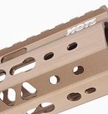 G&P MOTS 9inch Upper Cut KeyMod RIS (Sand)