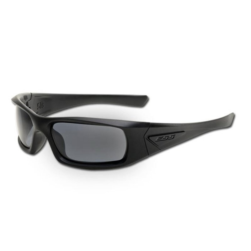 ESS 5B (Black Frame - Smoke Gray Lenses)
