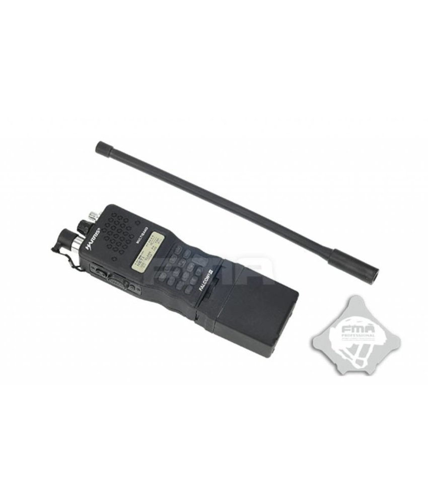 FMA PRC-152 Dummy Radio (Black)