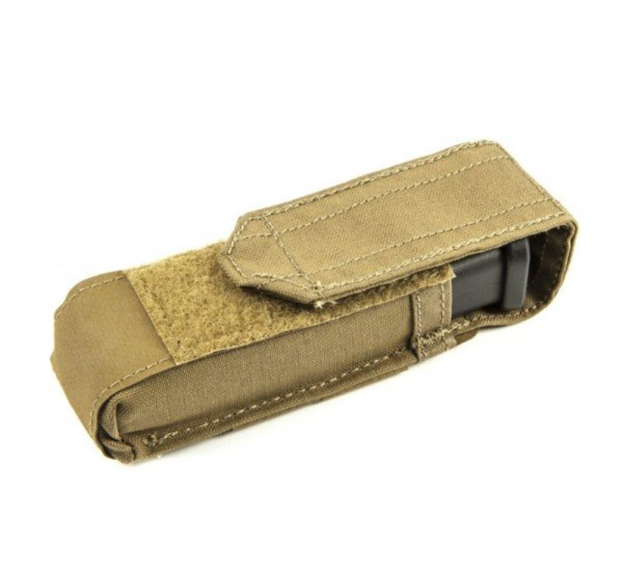 Single Pistol Mag Pouch (Coyote)