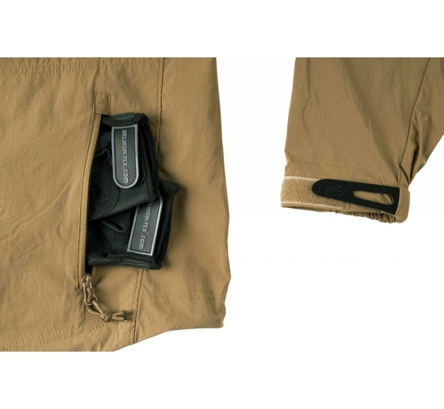 Trooper Soft Shell Jacket (Shadow Grey)