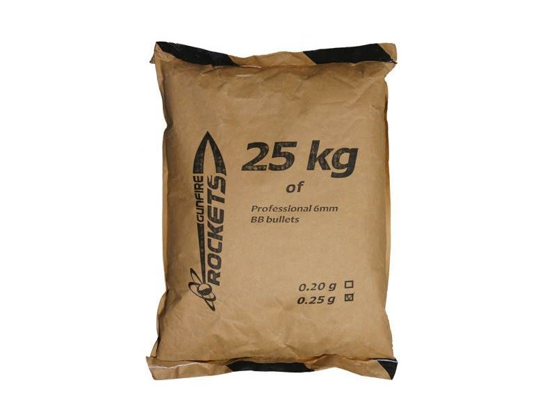Rockets Professional BIO BB 0,25g (25kg)
