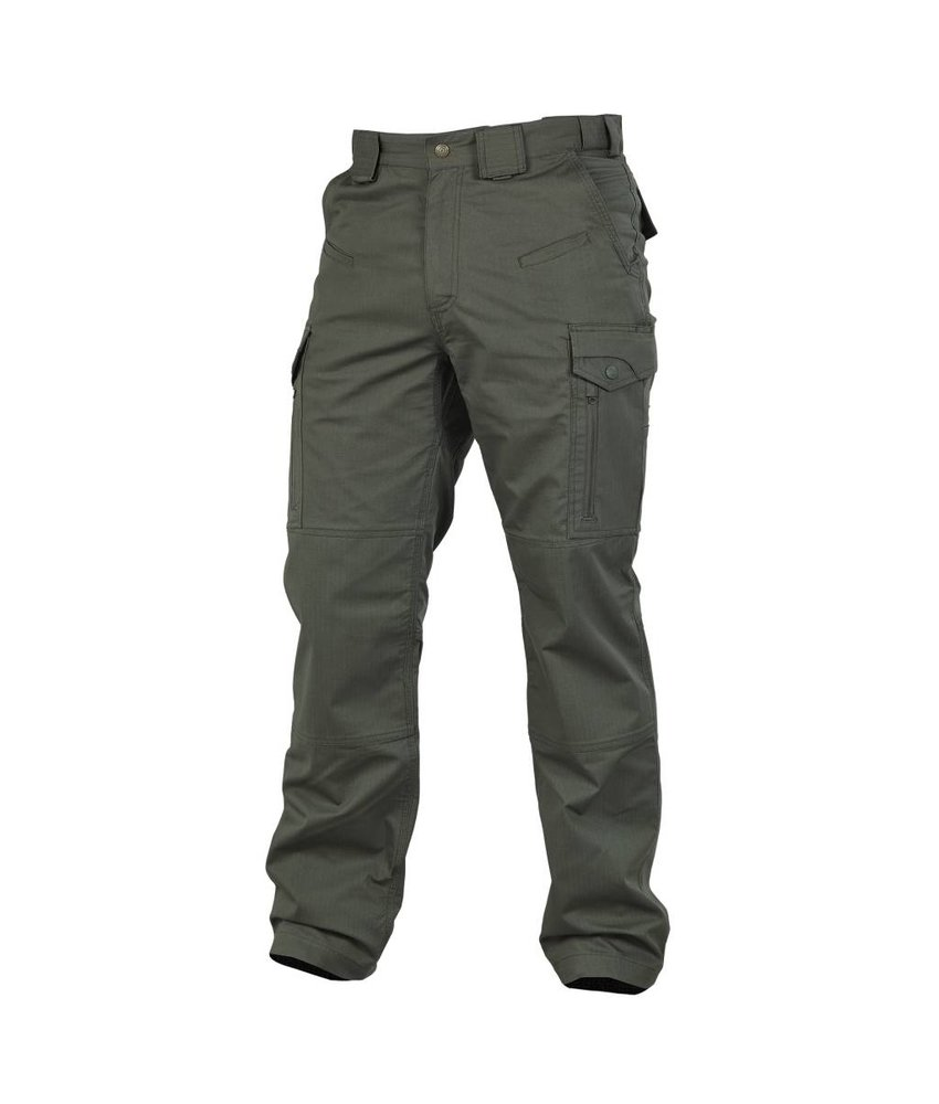 Pentagon Ranger Pants (Camo Green)