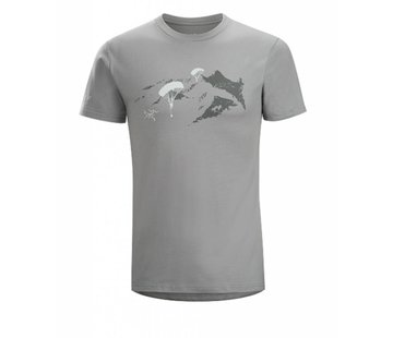 Arc'teryx HAHO T-Shirt (Chrome)