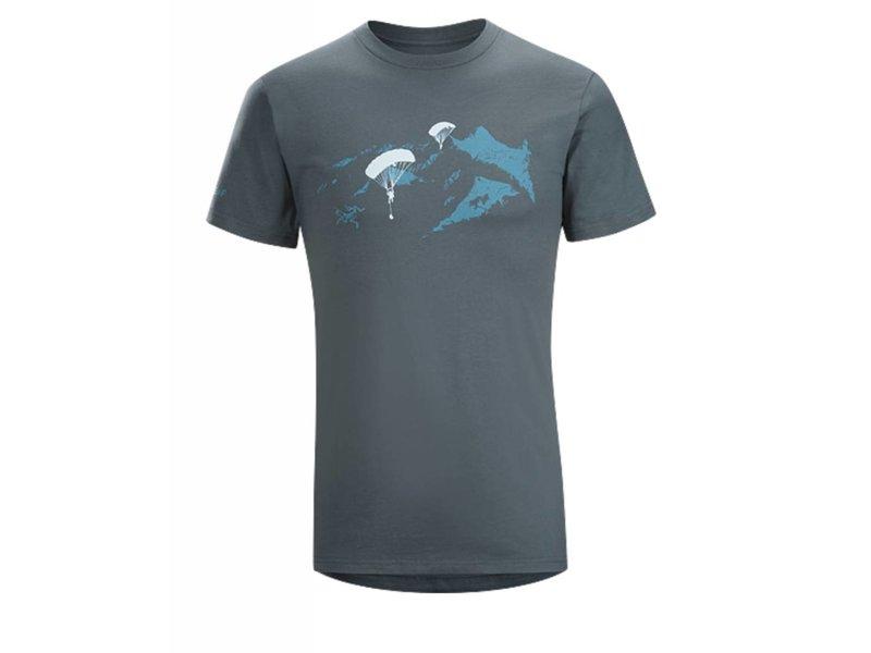 Arc'teryx HAHO T-Shirt (Gunmetal)