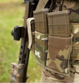 Blue Force Gear Ten-Speed Double M4 Mag Pouch (Multicam)