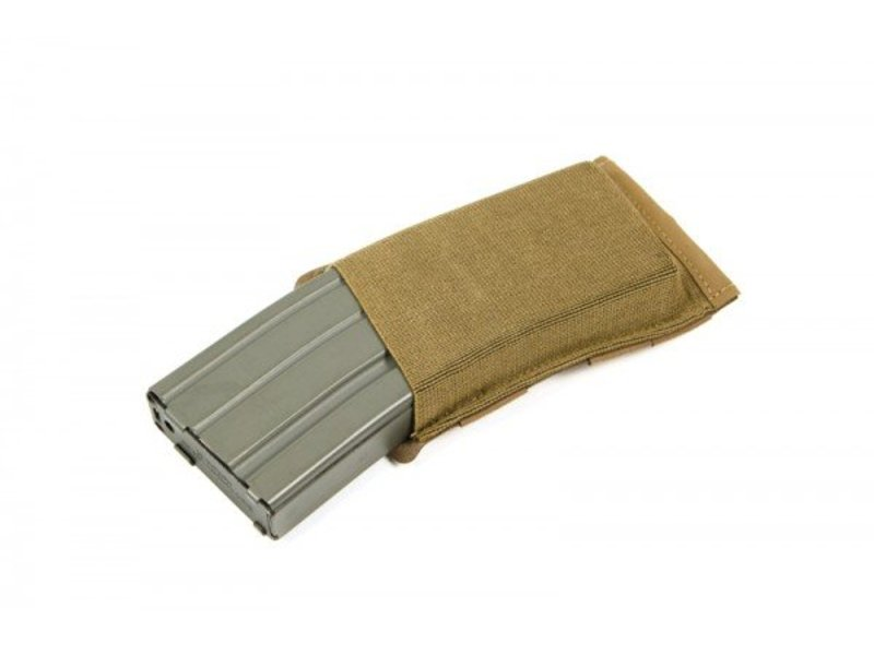Blue Force Gear Ten-Speed Single M4 Mag Pouch (Coyote)