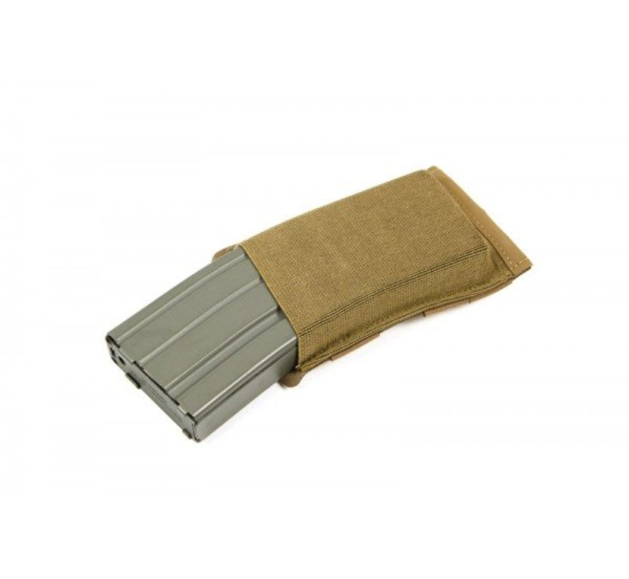 Ten-Speed Single M4 Mag Pouch (Coyote)