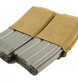 Blue Force Gear Ten-Speed Double M4 Mag Pouch (Coyote)