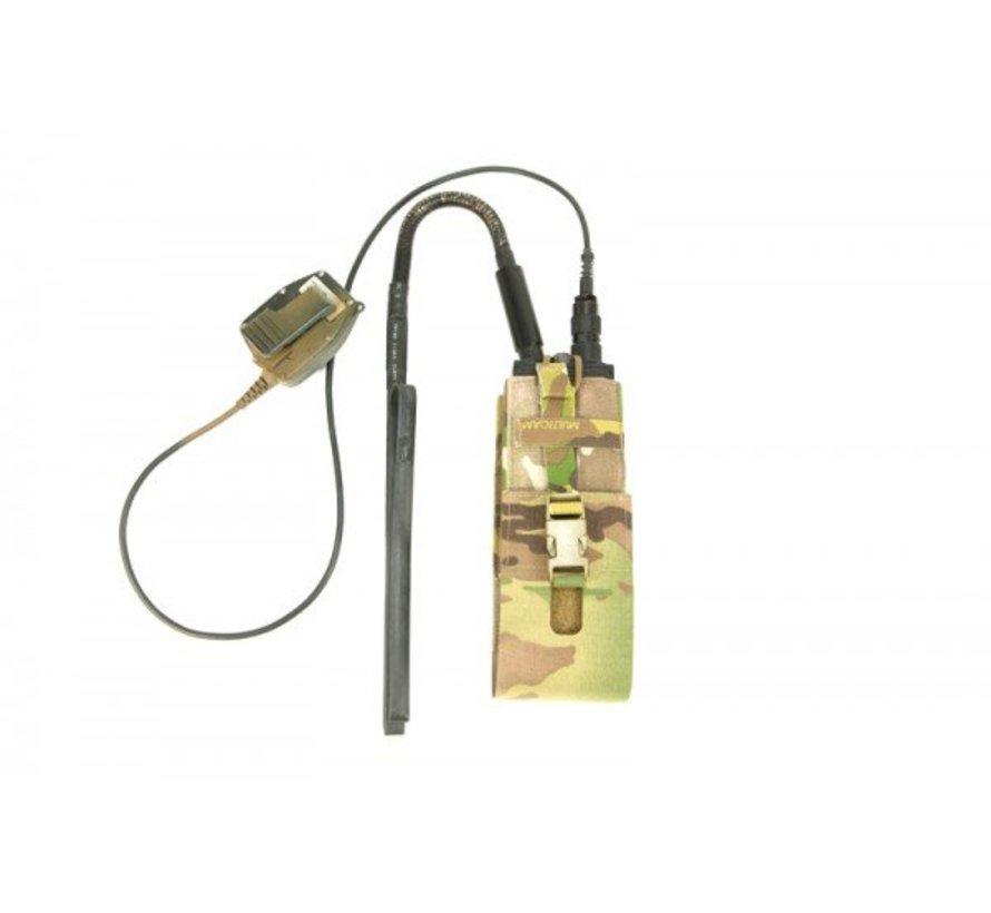Multi Radio Pouch (Multicam)