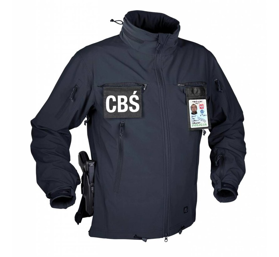 Cougar Jacket (Navy Blue)