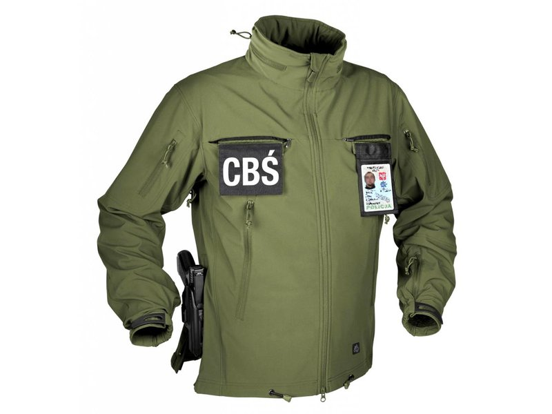Helikon Cougar Jacket (Olive Green)