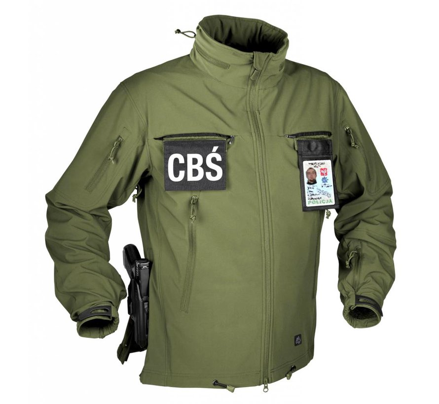Cougar Jacket (Olive Green)