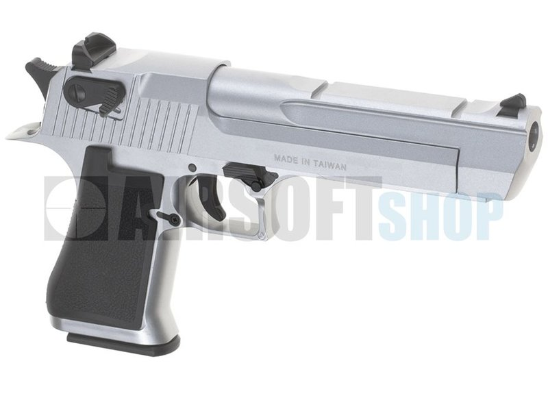 KWC Desert Eagle 50AE CO2 (Silver)