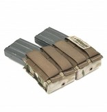 Warrior Double Snap Mag Pouch M4 5.56 (Multicam)