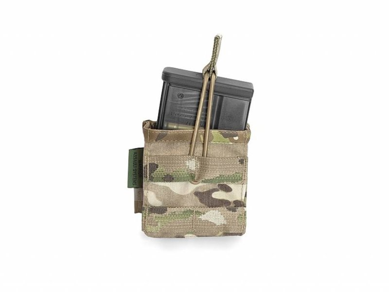 Warrior Single Open Pouch HK417 (Multicam)