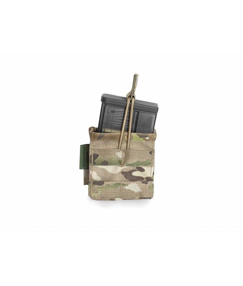 Warrior Single Open Pouch HK417 (Multicam)